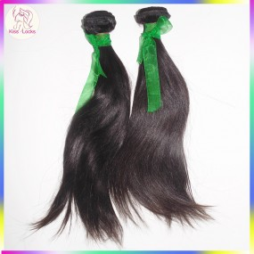 Aliexpress UK,USA Virgin RAW Straight Armenian Human Hair Extension 2pcs/lot Bloom Style Pussy Girl Locks Grade 10A