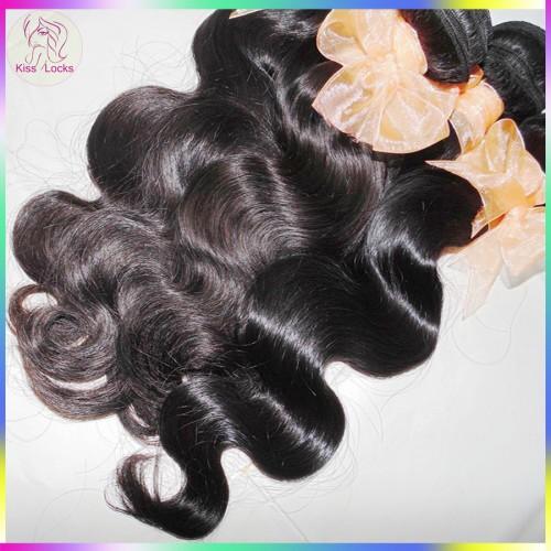 100% Brazilian raw Virgin Body Wave Human Hair Weaves 4pcs deal grade 10A wavy texture No Lice Honey Hair