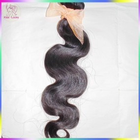 Unprocessed Virgin Hair Brazilian Body Wave 1piece/1 bundle sample hair quality test before wholesale bulk order