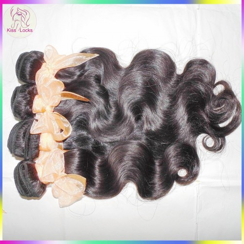 100% Brazilian raw Virgin Body Wave Human Hair Weaves 4pcs deal grade 10A wavy texture No Lice Honey Hair