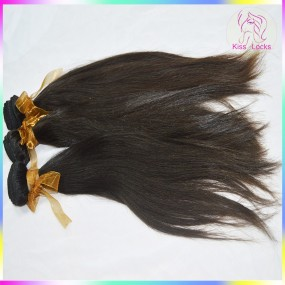 Kiss Locks Alibaba Wholesaler 3 bundles Hair Extensions High Quality 10A Virgin Remy Burmese Raw Bone Straight