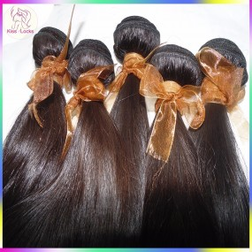 10A Absolute Real Mink Straight Weave 1 bundle deal Virgin Burmese Extension RAW Collection No lices No Nits