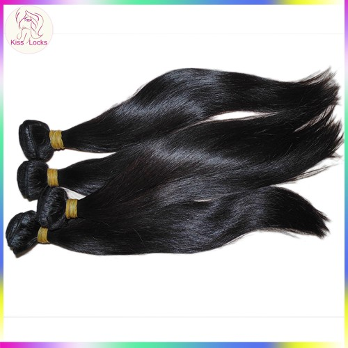 "100g 10A Grade Pure Virgin Cambodian Straight Hair Weave 12""-28"" Season End Promotion NEW Style"