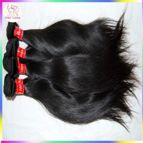 Best Quality 10A Bouncy Eurasian Mink Straight 100% Virgin Hair Unprocessed Weaves 4 bundles Lustrous Raw Hair Online
