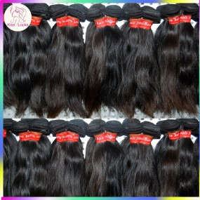10A Gorgeous Mink Weave 4pcs/lot Unprocessed Raw Eurasian Virgin Straight Hair South American Style