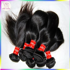Celebrity Extensions Nice bundles Virgin remy Eurasian Natural hair Natural straight 3pcs/lot Crochet Wefts 10a