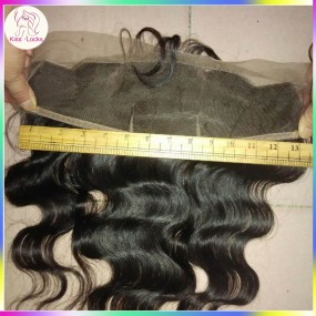 Ear to ear Cheap Lace Frontal 13X4 pre preplucked Hair Line(can bleach knots) Free Part Matching Hair type Brazilan,Peruvian,Malaysian,Indian