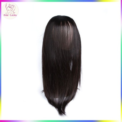"360 Lace Frontal Quality Raw Straight Hair 10-20"" 1 Piece Free Part Swiss Lace Hair Types Persian,Armenian,Burmese"