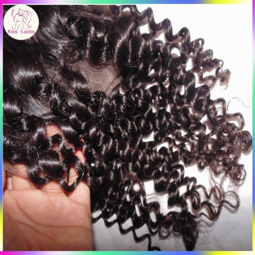 No Bad Smell Lace Hair Frontal Swiss Lace different sizes Virgin Human Hair Filipnio,Laotian,Cambodian,Persian,Burmese Perfect Matching