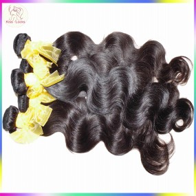 Big Promotion 3 bundles Pure 10A Unprocessed Latoian Virgin Human Hair Body Wavy Full Cuticles Intact
