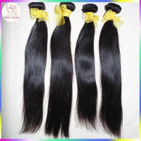 2020 New Brand Pure 10A Grade 4 Bundles Natural Straight Unprocessed Virgin Laotian Human Hairs Raw Beauty Star