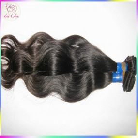 KissLocks 10A Virgin Malaysian body wave wefts 3pcs/lot,great quality guaranteed weave faster shipping