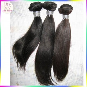 Pure Virgin Malaysian Natural Straight Hair Weave 3pcs/lot Great Luster RAW KissLocks Famous Hair Brand