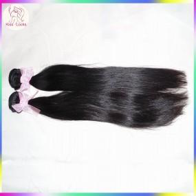 Extra 2 bundles Deal Unprocessed Mongolian Virgin RAW Human Hair Grade 10A Natural Straight Weave