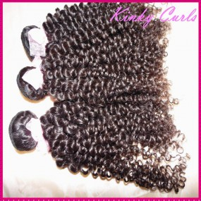 Thick Bundles Grade 10A Salon RAW hair Supplier Wholesale Bulk Quantity 10pcs/lot 1000g Virgin Mongolian Kinky Curly Human Hair