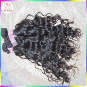 Angela Simmons 3 bundles Natural loose Waves Premium Mongolian Virgin Human Hair Affordable Bouncy Weave Promotion price Grade 10A