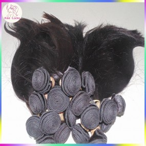 10A Grade virgin unprocessed human hair Persian Sleek Straight wave 4 bundles Ali Market wefts