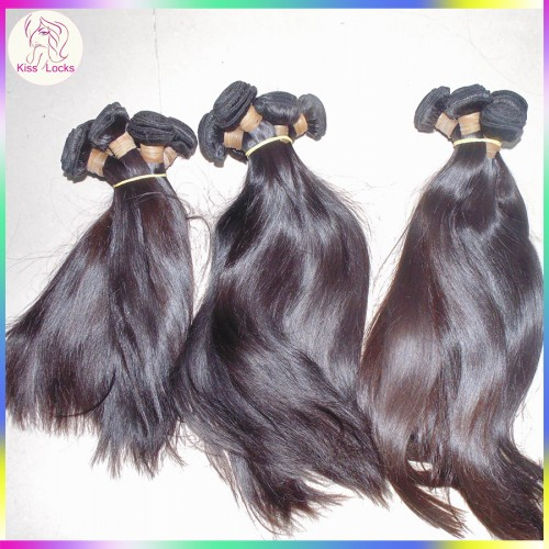 Tic Tac Exotic Beauty Style Virgin Perisan RAW Straight Hair Extensions 4pcs/lot Grade 10A unprocessed human hair