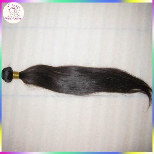 BLACK FRIDA1 bundle deal Superior Quality Peruvian Straight Hair Human Raw Hair Weaving Natural Brownish Luster Free Shipping