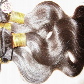 "2pcs/lot 100% Virgin Hair Peruvian body wave weave machine wefts(12""-28"") 10A Top quality extensions KissLocks Hair"