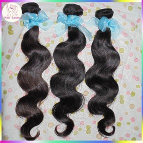 Grade 10A Virgin Unprocessed Russian Human Hair Weave body wave 3pcs/lot(300g) Rommance Europe Fashion