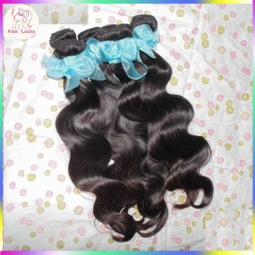 Wow Africian Beauty RAW Russian Virgin Hair Wefts Body Wave Four Bundles Deal High Quality 10A Grade
