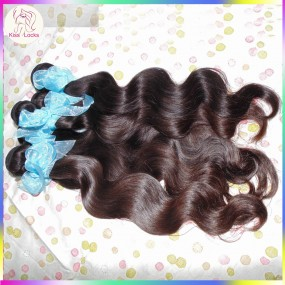 2019 New Russian Virgin Body wave hairs 4pcs/lot Unprocessed Weave Bundles KissLocks Hair products,Speedy shipping