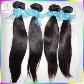 Top Seller 10A Gorgeous Weave Hair 4pcs/lot 100% Russian RAW Virgin hairs Silky bundles Affordable Deal Last Long Time