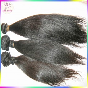Wow Amazing 10A Raw Virgin Vietnamese Straight Hair Weave Natural Brown Unprocessed Hair 3pcs/lot