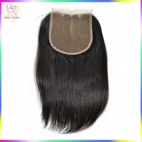 Big Size Lace Closure 5x5 Natural Virgin Straight Hair Swiss Lace Matching Hair types Filipino,Burmese,Cambodian,Laotian
