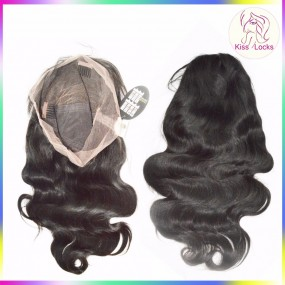 Cosplay Swis Full lace Wig With Baby Hair Malaysian Virgin Hair Dreadlocks Free Topper Wig Catalogs 1 unit