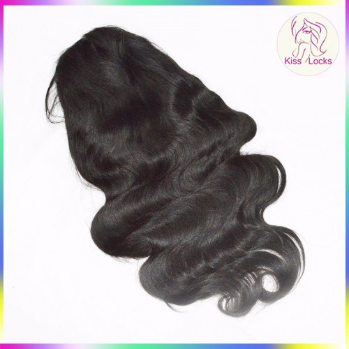 100% Untreated Brazilian Pure Virgin Human Hair Full Lace Wigs Factory Price Natural Color Wavy Fast Shipping