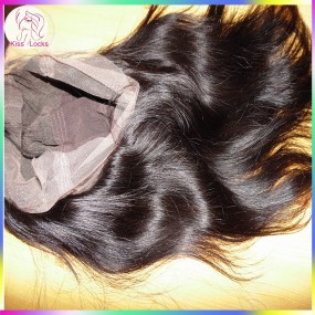 "KissLocks Fabulous Hand Tied full lace wig 6""-28"" Swiss lace Filipino natural straight Affordable price fast shipping"