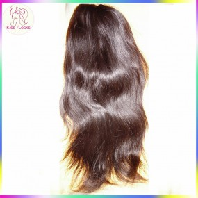 "New Arrival Premade FULL lace frontal wigs Malaysian human virgin hair materials 6""-28"" Shine luster with baby hairs"